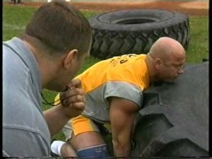 Mistrzostwa Polski Strong Man w Pabianicach
