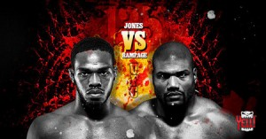 Jones vs. Rampage