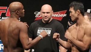 Anderson-Silva vs Yushin Okami