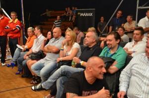 Kamil Bazelak,Iwona Guzowska i Marcin Najman