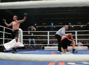 Boxing Gala in Erfurt