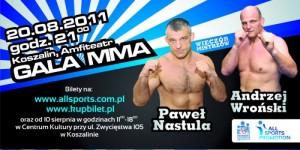 Wieczór Mistrzów: Nastula vs Wroński