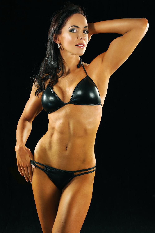 Audrey Dippenaar piękna modelka i fitnesska!