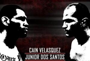 Junior dos Santos vs.Cain Velasquez