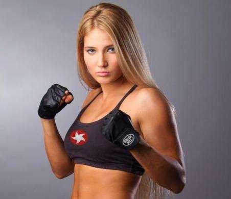 Anastasia Yankova – najpiękniejsza zawodniczka Muay Thai na świecie!