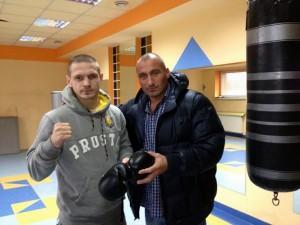 Grzegorz Proksa i Marcin Najman