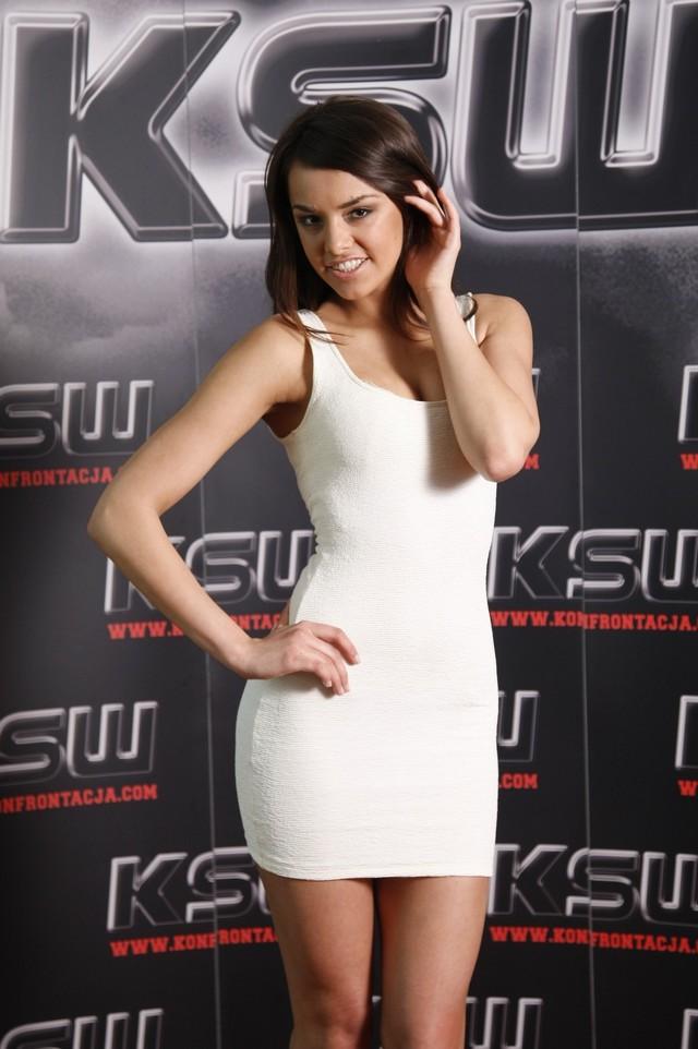 Nowa KSW Girl!