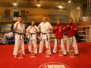 Kadra Polski Karate Kyokushin IBK Budokai