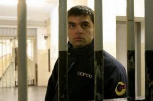 Dawid Kostecki w więzieniu