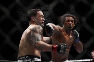 UFC 150:Benson Henderson vs Frankie Edgar