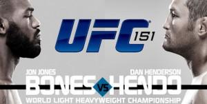UFC 151: Henderson vs. Jones
