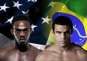 UFC 152: Jon Jones vs Vitor Belfort