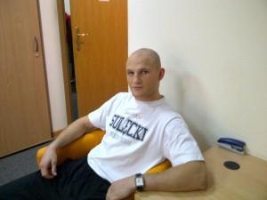 Maciej Sulęcki w Orange Sport