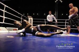 Kamil Bazelak vs James Smith (foto: Paulina Przepióra)