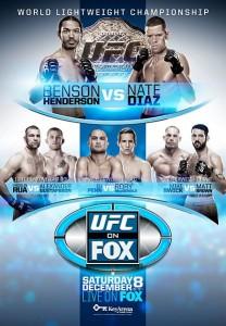 UFC on Fox: Henderson vs. Diaz