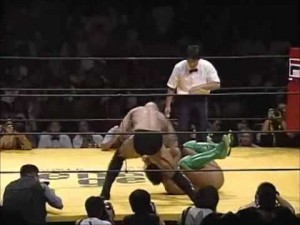 Pancrase: Bas Rutten vs Masakatsu Funaki-1996
