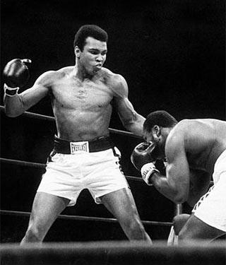 Muhammad Ali!