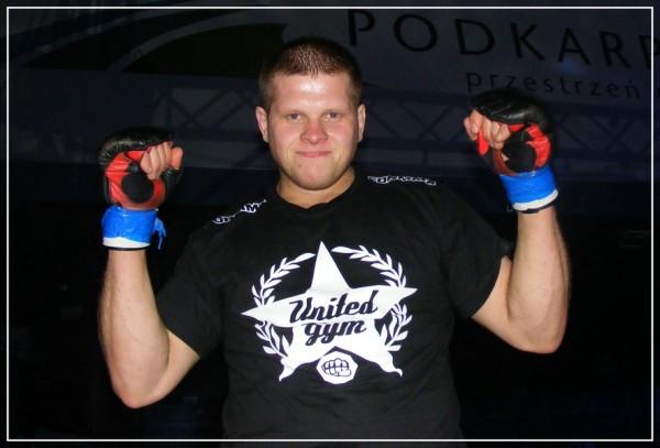 Marcin Tybura, źródło: mmatv.pl