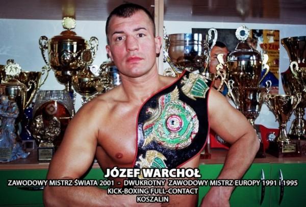 Józef Warchoł zawodowy mistrz świata