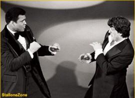 Rocky Balboa vs Muhammad Ali