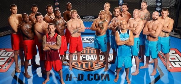 The Ultimate Fighter 19: Team Penn vs Team Edgar