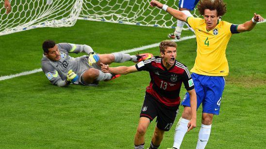 Mistrzostwa  Swiata Niemcy vs Brazylia