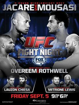 UFN_50_event_poster