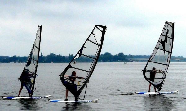 Zawody windsurfingowe pod patronatem Wójta Nieporętu Macieja Mazura! (2)