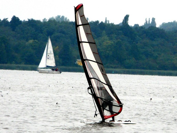 Zawody windsurfingowe pod patronatem Wójta Nieporętu Macieja Mazura! (4)