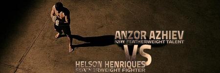 Anzor Azhiev vs Helson Henriques