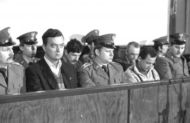 Grzegorz Piotrowski proces o morderstwo księdza Jerzego Popiełuszki