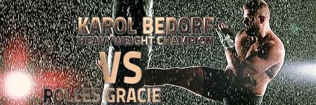KSW 28 Bedorf vs. Gracie