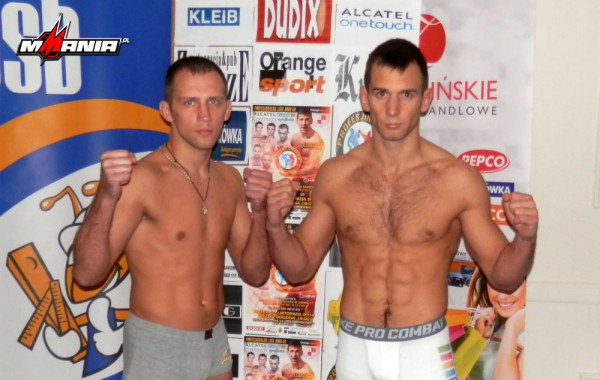 PLMMA 44 Łebkowski vs. Tyrlya