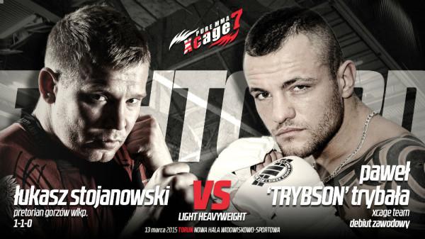 Paweł Trybson vs Stojanowski