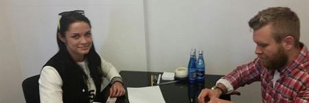 Katarzyna Lubońska podpisała kontrakt z Federacją KSW