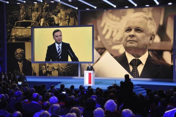 Andrzej-Duda-Lech-Kaczyński