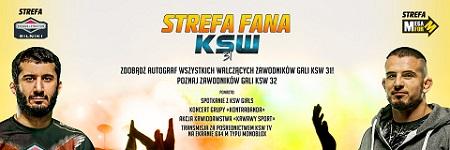 KSW 31 Strefa Fana
