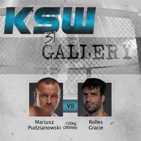 Pudzianowski vs Gracie