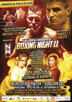 Gala Boxing Night 11