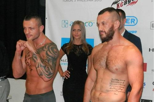 Paweł Trybson vs Daniel Markowski