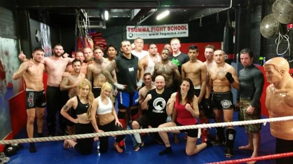 TSG MMA Team