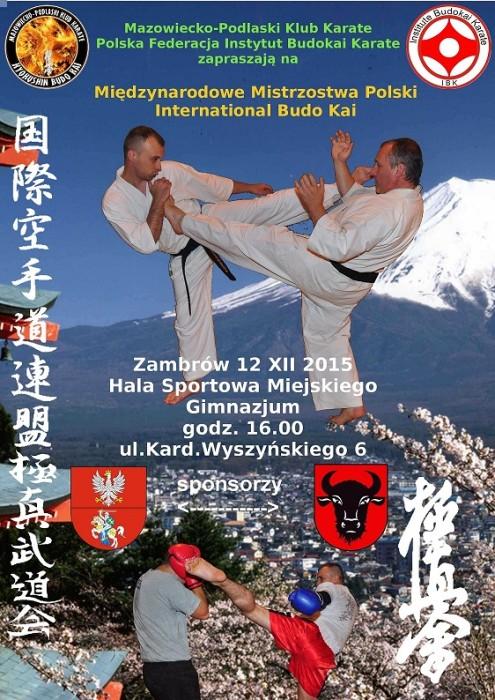Międzynarodowe Mistrzostwa Polski w Zambrowie