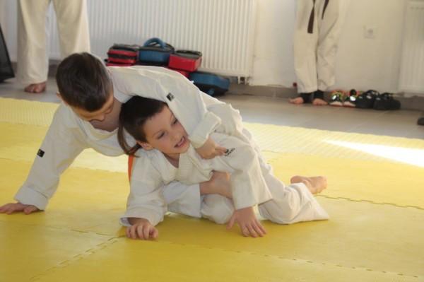 Dorian Błaszków Kajetan Bińczyk Furo Karate