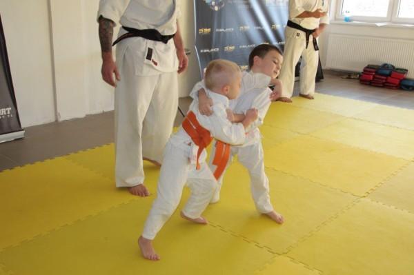 Dorian Błaszków vs Janek Biały Furo Karate (2)