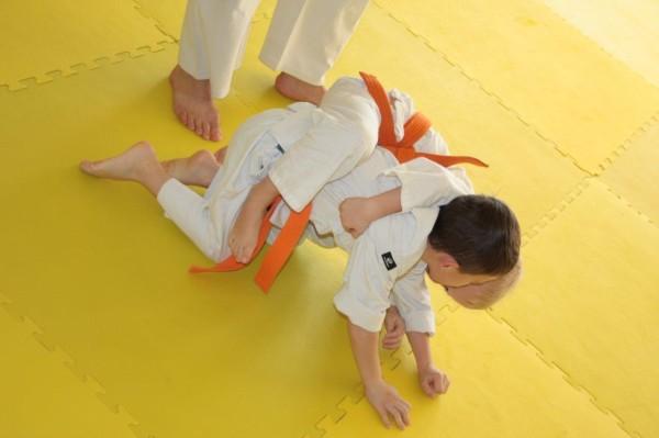Dorian Błaszków vs Janek Biały Furo Karate