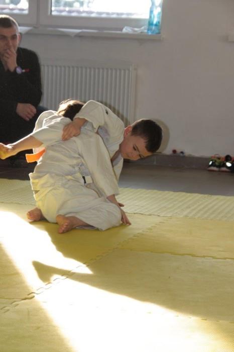 Dorian Błaszków vs Kajetan Bińczak Furop Karate (2)
