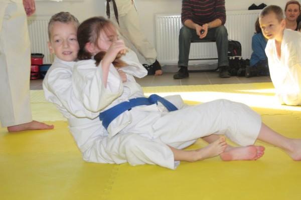 Ewa Rzeźnik vs Pietrzykowski Furo Karate