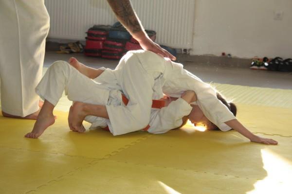 Janek Biały vs Zuzanna Wałoszek Furo Karate (4)