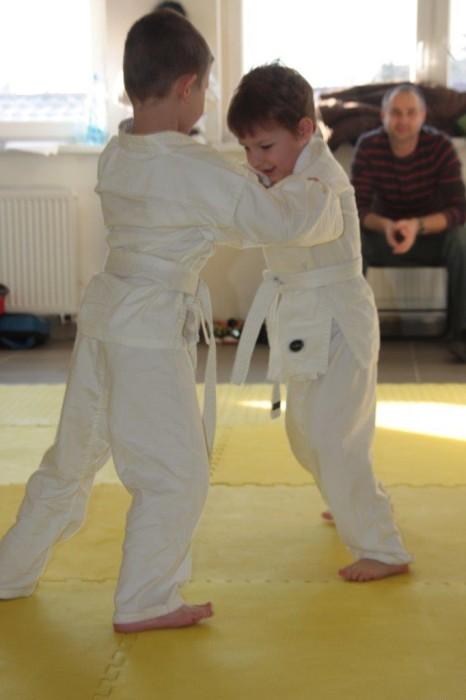 Maciej Szymborski Furo Karate