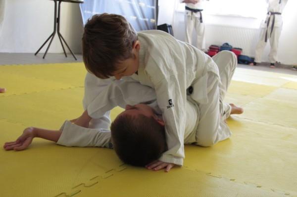Maciej Szymborski vs Jakub Lisowski Furo Karate (2)